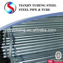 thin wall welded steel pipe