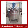 Químico líquido del tanque de mezcla, mezclador de líquido