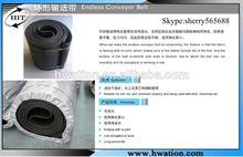 coal mine polyester fabric endless rubber conveyor belt/belting