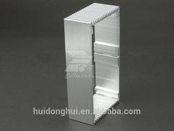 2014 new Small aluminum extrusion enclosur e for electronics