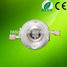 Factory Single Chip 3 watt Red Green Blue High Power Grow LED Module