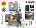 hidráulica de metal sacador de agujero hoja de máquina de punzón de metal de aluminio herramienta perforadora con buena calidad