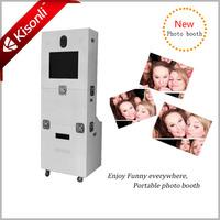 OEM Manufacturer sale photo booth/ used photo kiosk on sale
