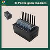 8 sim card multi-port modem pool ethernet gsm modem