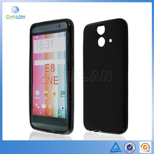 100% Fit High Quality Ultra Slim TPU Silicone Case for HTC One E8 Cover Shell Cell Phone Case