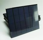 3W epoxy panel 195*125mm 9V poly small solar module