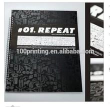 New Design self adhesive sheets photo albums