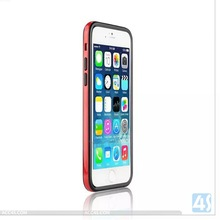 2014 latest ultra thin for iphone 6 bumper, 2 in 1 for iphone 6 case, for iphone 6 phone accessories