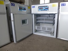 Good quality automatic commercial egg incubator for small poultry farm