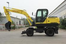 Chinese machine small 0.25cbm bucket wheel excavator for sale