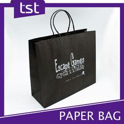 Promotional Kraft Paper Advertising Paper Bag