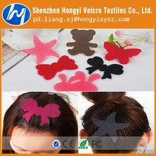 Velcro Hair Clip Keeping Hair in Place