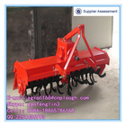 Agricultural machines equipment rotary tiller for wheel tractor