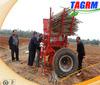 Adjustable planting machinery equipment 2AMSU to finish cassava plantation of planting