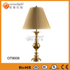 ceramic table lamp,chandelier table lamp,christmas table lamps OT9009