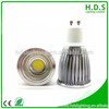 3 years warranty cob led downlight 7W 100 to 240V AC/50 to 60Hz Voltage 3W LED Spot Light Manufacturerminum Body,