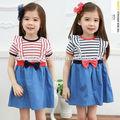 la chine offre de conception mignonne fille robes de soirée 12 ans pour les enfants