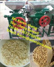 oat flakes machine/oat processing machine