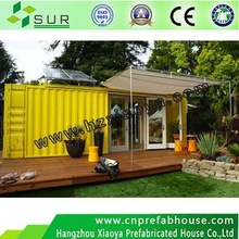 Italy floating container house