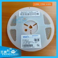 all kinds of resistors 1206--22NF-630V smd resistor