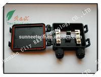 Solar Waterproof Junction Box 130907 solar panel free shipping