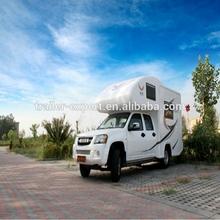 2014 venda quente! Painel de sanduíche da caravana usado nissan caravan van com baixo preço
