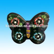 Butterfly shape Ceramic Fridge Magnet