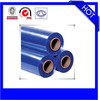 500mm x 20mic x 200m PE stretch film blue film
