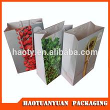 2014 paper bag, paper shopping bag paper bag logo