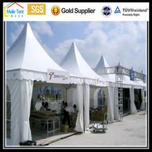 high peak guangzhou factory 6x6 easy pop up gazebo