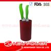 2014 new design China Factory 4 pcs kitchen colored zirconia ceramic knife ceramic spoon fork knife set