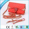 New Fashional Convenient Compact Women Wallet Purse Cell Phone Case Mini Shoulder strap Bag Mobile phone Pouch