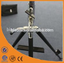 Atacado de metal cavalete / cavalete de exibição / cavalete stand da China factory