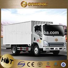 FAW J6L 4X2 electric cargo truck