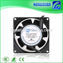 115V AC 92mm by 92mm by 25mm High Speed Fan