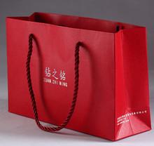 Dongguan factory paper bag gift