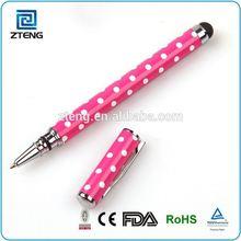black chrome executive pen stylus