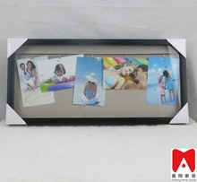 11 metal clips diy China Supplier large frame photo frame wrought iron