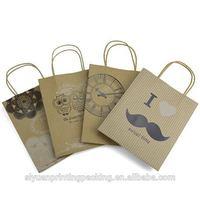Popular Crazy Selling manual paper bag making various