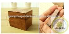 Fashion design wooden stamp set with alphabet/Funny teaching alphabet wooden stamp set