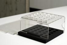 acrylic e cigarette liquid display