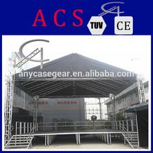 Folding Stage Platform/Most Popular Classical Outdoor Portable Stage Platform/Portable Stage Platform