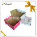 cartão de aniversário caixa de presente