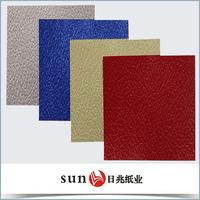 Textured jewelry box paper