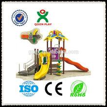 Play Garden kids playground set/tree house playground/outdoor children toys/QX-11045F