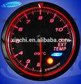 участвуя в гонке калибровочных определенности сг давление метр racing светодиодный индикатор датчика определенности- ссылка воды доб temp метра