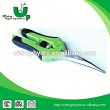 Hydroponics Stainless Steel Plant Scissor/Garden Cutting Scissor/new product for garden