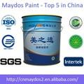 Cina top 5- maydos resistente agli agenti atmosferici a base acqua vernice soft touch per pareti di interni ed esterni)