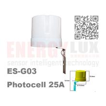 photocell sensor for street light 25A