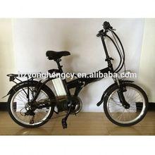 aluminum alloy lovely different tyre size 200W/250W/300W/350W yellow beach cruiser bike